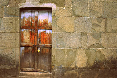 Vishakha Photograph - Every Wall Is A Door by Vishakha Bhagat