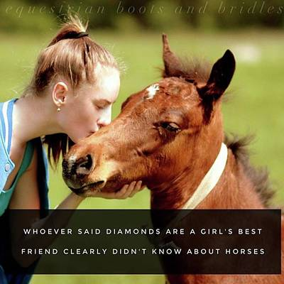 Photograph - Everyone Knows That Horses Are A by Equestrian Boots And Bridles