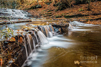 Photograph - Everything Flows by Kim Clune