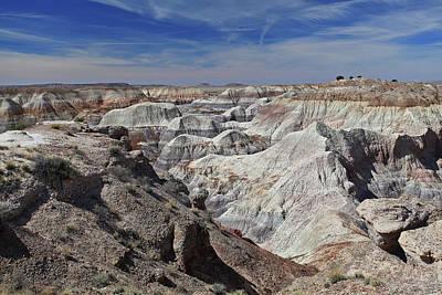 Photograph - Evident Erosion by Gary Kaylor
