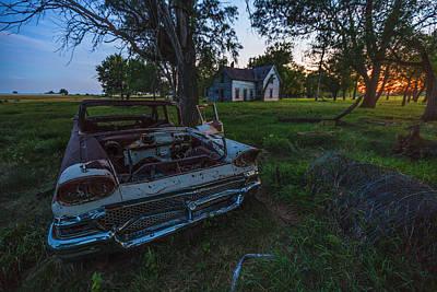 Photograph - Evil Dead by Aaron J Groen