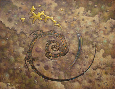 Painting - Evolution by Tuco Amalfi
