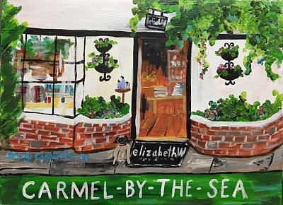 Painting - Ew Carmel by Mindy Carpenter