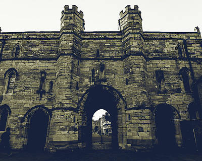 Photograph - Exchequer Gate Lincoln by Jacek Wojnarowski