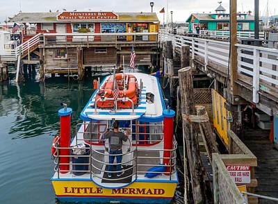 Photograph - Excursion Boat by Derek Dean