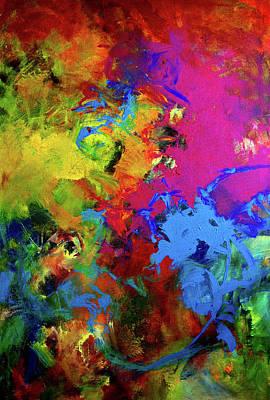 Painting - Excuse by Mira Satryan