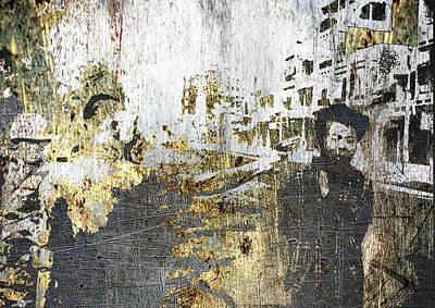 Mixed Media - Execution Of Viet Cong By Eddie Adams by Tony Rubino
