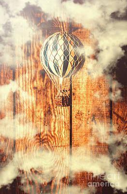 Hot Air Balloon Photograph - Exhibit In Adventure by Jorgo Photography - Wall Art Gallery