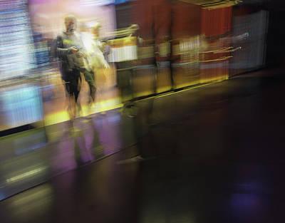 Photograph - Exit by Alex Lapidus