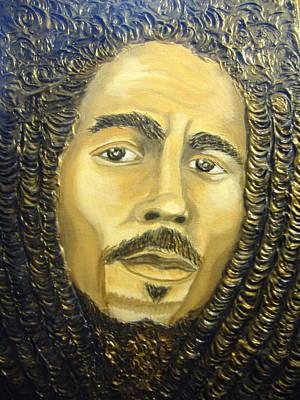 Keenya Woods Painting - Exodus by Keenya  Woods