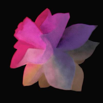 Digital Art - Exoplanet Bloom by Susan Maxwell Schmidt