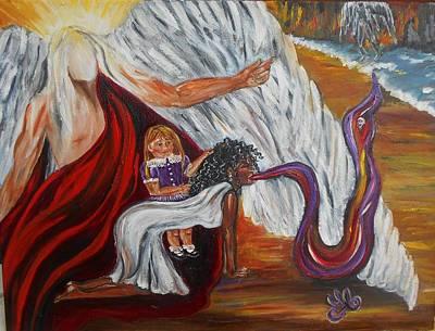 Exorcismo Art Print
