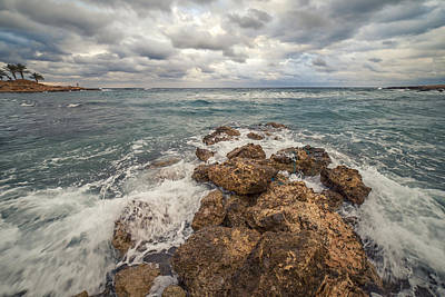Photograph - Exotic Coastline by Mike Santis