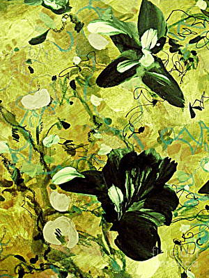 Painting - Exotic by Nancy Kane Chapman