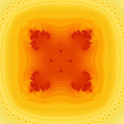 Digital Art - Exotic Tile 2 by Richard Ortolano