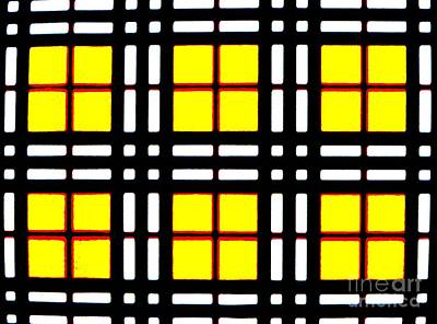 Photograph - Expanding Plaid by Tim Townsend