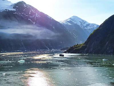 Photograph - Expanses Of Alaska by Sergey  Nassyrov