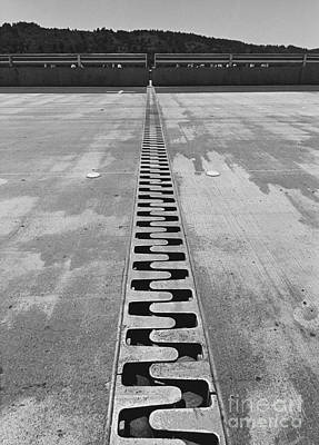 Photograph - Expansion Joint by Robert A. Isaacs