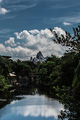 Photograph - Expedition Everest by Sara Frank