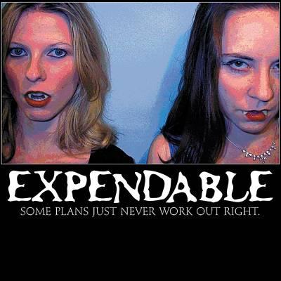Expendable 15 Art Print