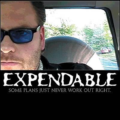 Expendable 3 Art Print