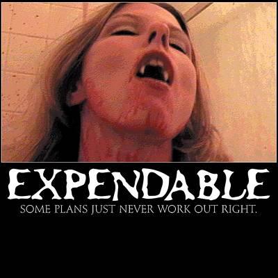 Expendable 8 Art Print