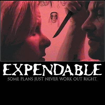 Expendable 9 Art Print
