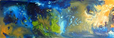Painting - Exploration 2 by Mary Kay Holladay