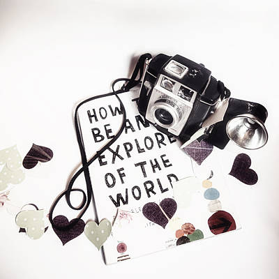 Photograph - Explore by Rebecca Cozart