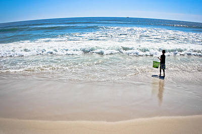 Photograph - Explore - The Secrets Of The Sea by Colleen Kammerer