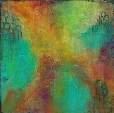 Painting - Exploring Color  by Monica Martin