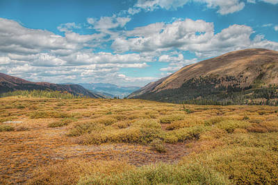 Photograph - Exploring Guanella Pass by John M Bailey