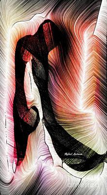 Digital Art - Exploring Nature by Rafael Salazar