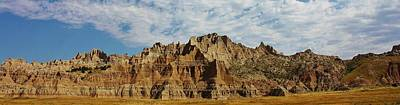 Photograph - Exploring The Badlands Of South Dakota by Bruce Bley