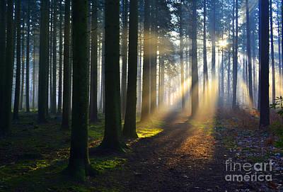 Photograph - Sundial by Jon Clifton