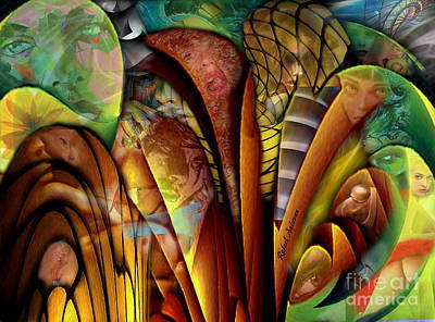Digital Art - Expose by Rafael Salazar