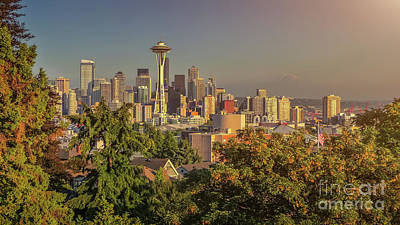 Photograph - Exposed Sounds Of Seattle by JR Photography