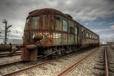 Photograph - Express by Jason Green
