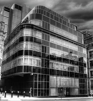 Photograph - Express News Paper Building by David French