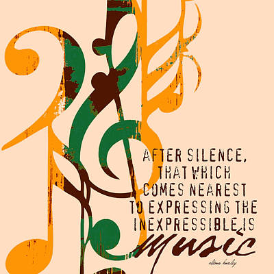 Expressing The Inexpressible Art Print