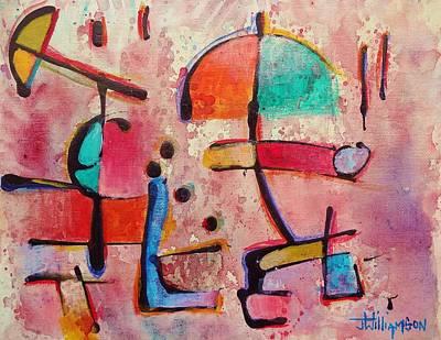 Expression # 12 Art Print