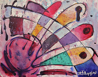Painting - Expression # 14 by Jason Williamson