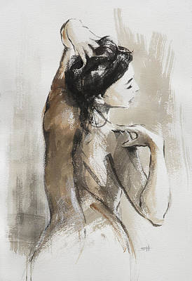 Nudes Royalty-Free and Rights-Managed Images - Expression by Steve Henderson
