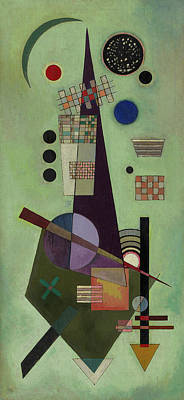 Linear Painting - Extended by Wassily Kandinsky