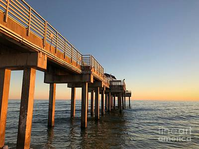 Photograph - Extending Outwards To The Gulf by Luther Fine Art