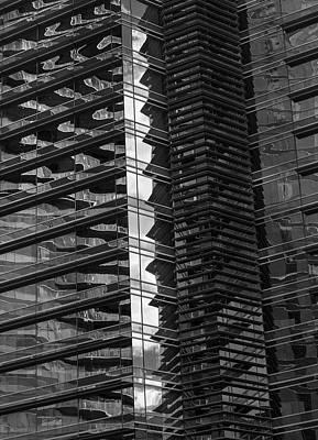 Photograph - Exterior Motives by Alex Lapidus