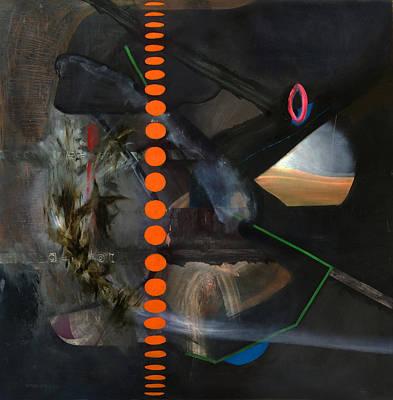 Extraterrestrial  Art Print by Antonio Ortiz