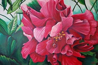 Painting - Extravagance by Lynne Renzenberger