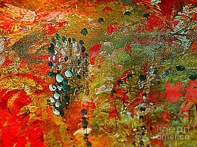 Painting - Extravagance  by Nancy Kane Chapman