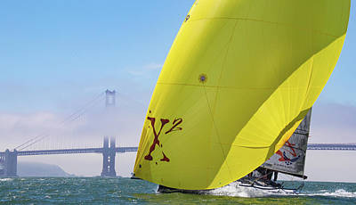 Photograph - Extreme 2 San Francisco by Steven Lapkin